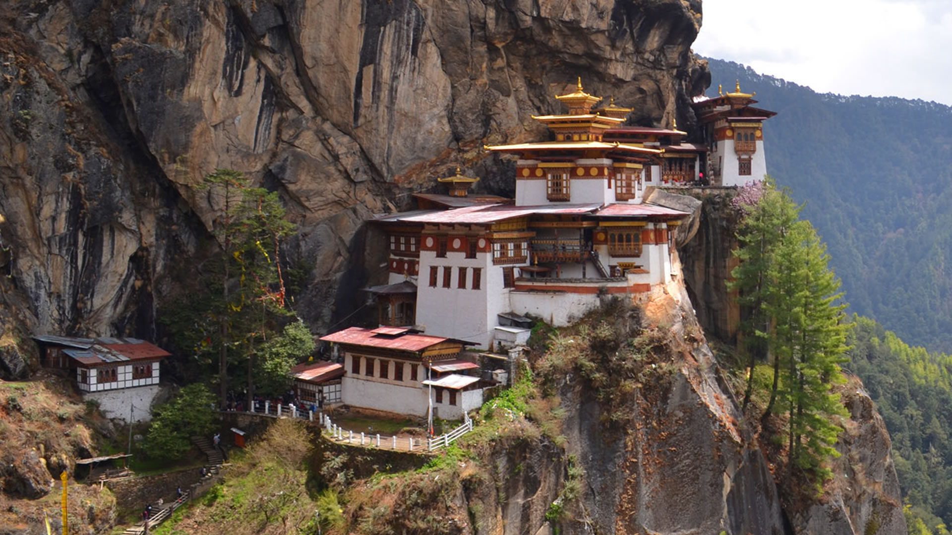 Gross National Happiness in the Himalayas
